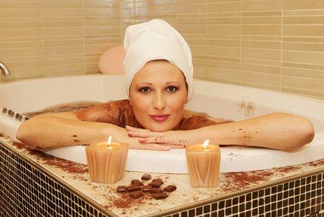 Offerte benessere naturale - Bagno di cioccolato ...
